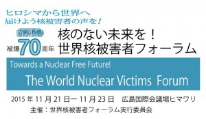 世界核被害者フォーラムサイネージ 日付入り 改訂版